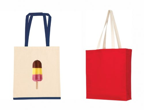 Convenient Cotton Shopper Bags